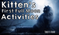 Kitten's First Full Moon Lessons