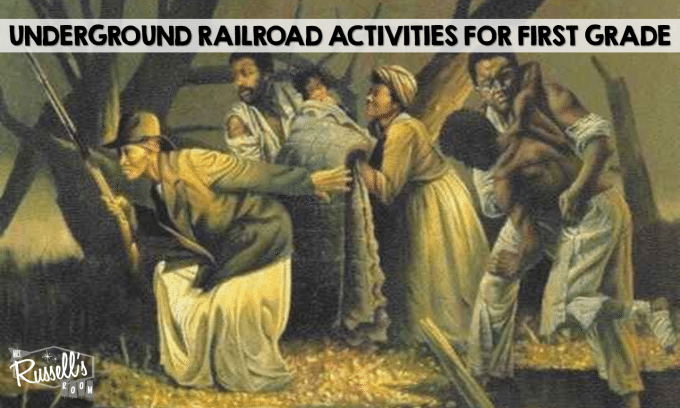 Underground Railroad Activities in First