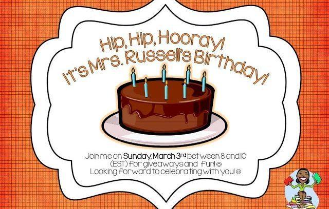 It's my birthday!!!!
