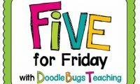 Five for Friday