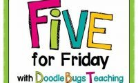 Five for Friday {April 5, 2012}