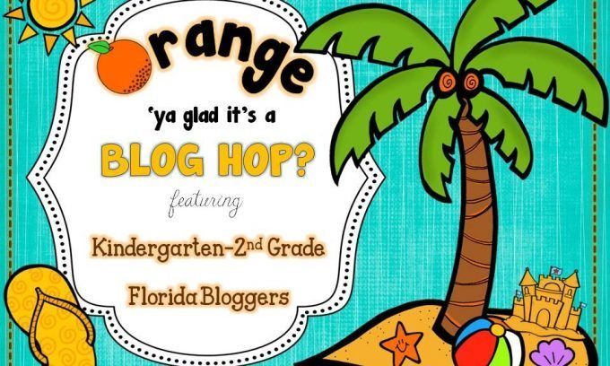 Orange Ya Glad it's a BLOG HOP!?!?