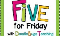 Five for Friday {April 19, 2013}