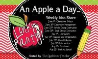 An Apple A Day: CLASSROOM MANAGEMENT IDEAS