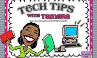 Tech Tips with Tamara: Joining a Linky Party