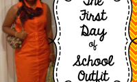 First Day!  Hip Hip Hooray!