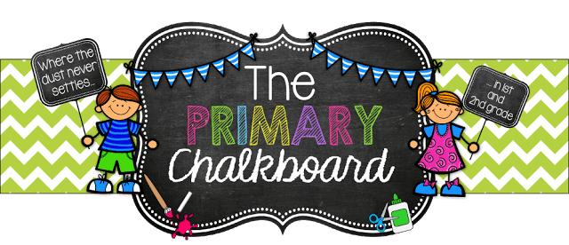 Primary Chalkboard