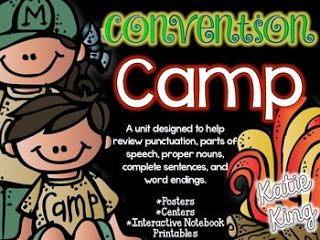 http://www.teacherspayteachers.com/Product/Convention-Camp-932860