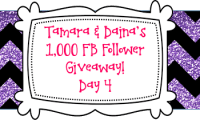 Daina & Tamara's 1K FB Follower Giveaway DAY 4