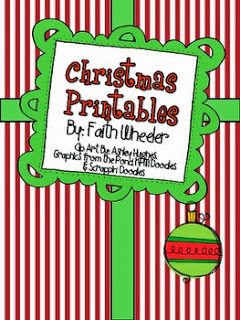 http://www.teacherspayteachers.com/Product/Language-Arts-Math-Christmas-Printables-431228