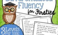Differentiated Fluency for Firsties