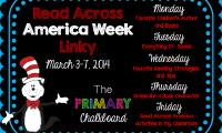 Read Across America Week: Favorite Author/Illustrator