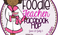 The Foodie Teacher Hop