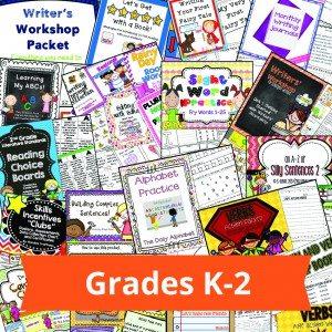 GradesK-2(writestuff)