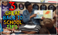 3 Great Back to School Tips
