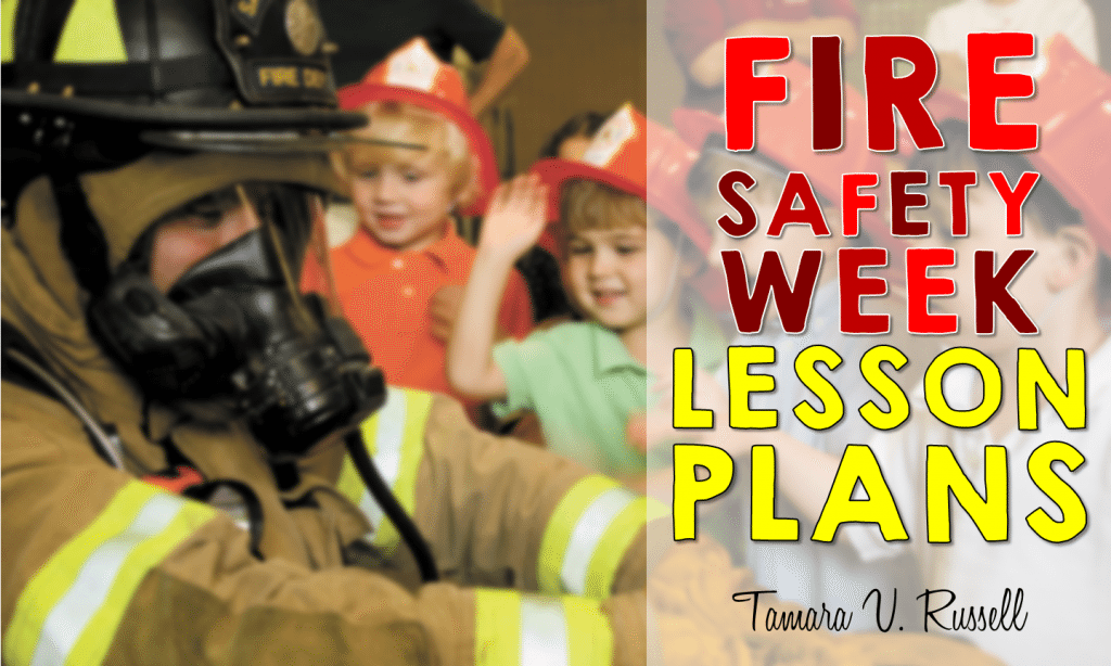 Looking for ideas on teaching #firesafety content to littles, check out this post!