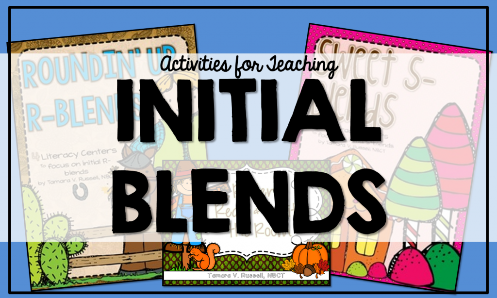 initial blends