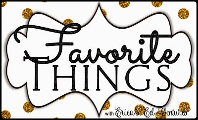 All my favorite things…