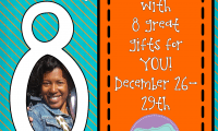 Crazy 8: Day 1–New Year's Resources!
