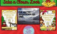 Take A Closer Look: December Edition…Arctic Unit!