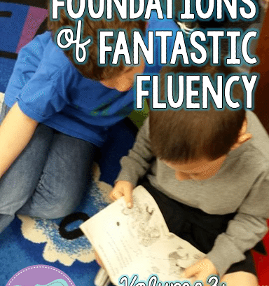 Foundations of Fluency: Rate