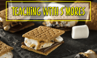 Combining the Content with Cute: The S'mores Edition