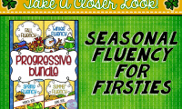Seasonal Fluency for First: BUNDLE