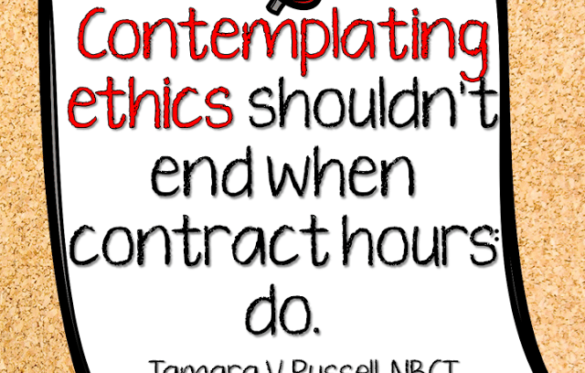 Contemplating Ethics