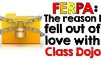 FERPA & Class Dojo