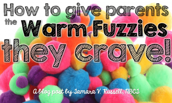 The Importance of Warm Fuzzies