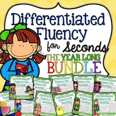 2nd Grade Fluency