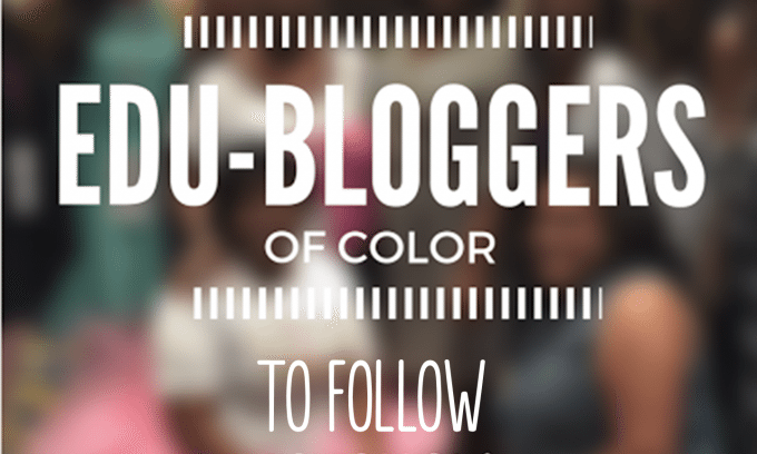 Eight Edu-bloggers of Color to Follow