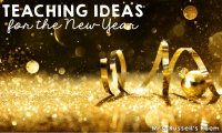 New Years Ideas for the Classroom