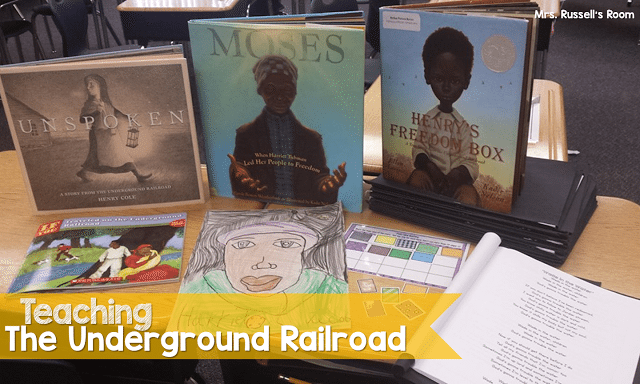 Underground Railroad Lessons for the Primary Classroom