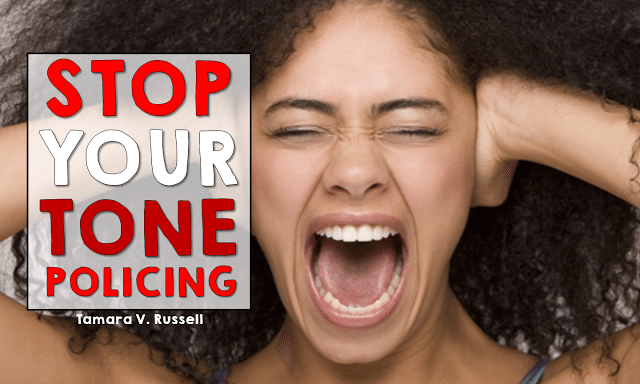 Tone Policing