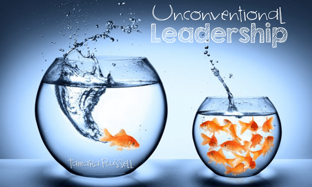 Unconventional Leadership