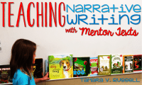 Narrative Writing Structure with Mentor Texts
