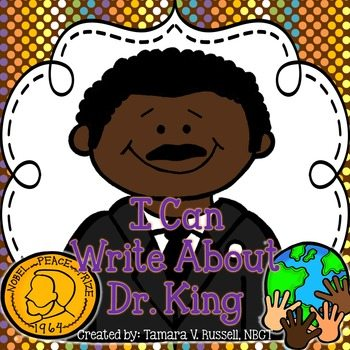 Dr. Martin Luther King Jr. Literacy Unit