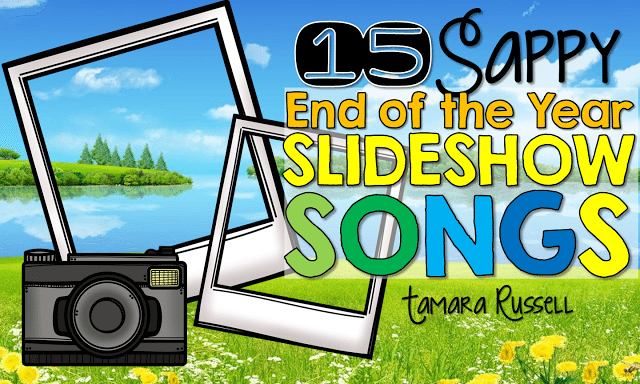 15 Sappy End of the Year Slideshow Songs
