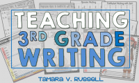 Third Grade Writing