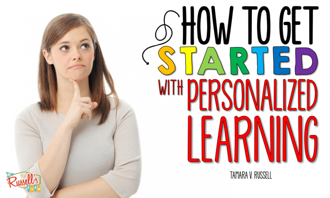Getting Started with Personalized Learning