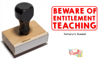 Entitlement Teaching