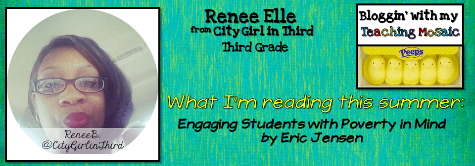 A book suggestion from Renee Elle