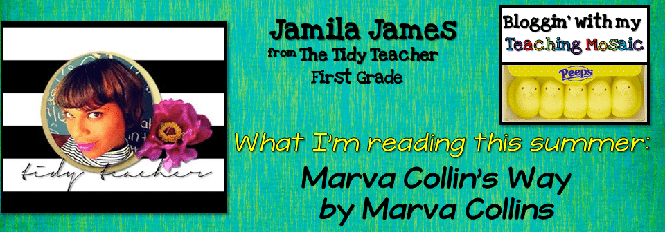 Book Suggestion from Jamila James