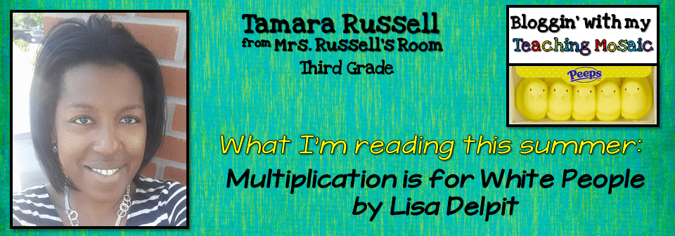 Suggested Reading from Tamara Russell