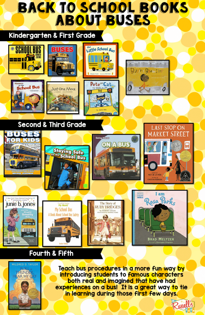 Books about buses