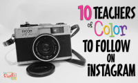 10 Teachers of Color to Follow on Instagram