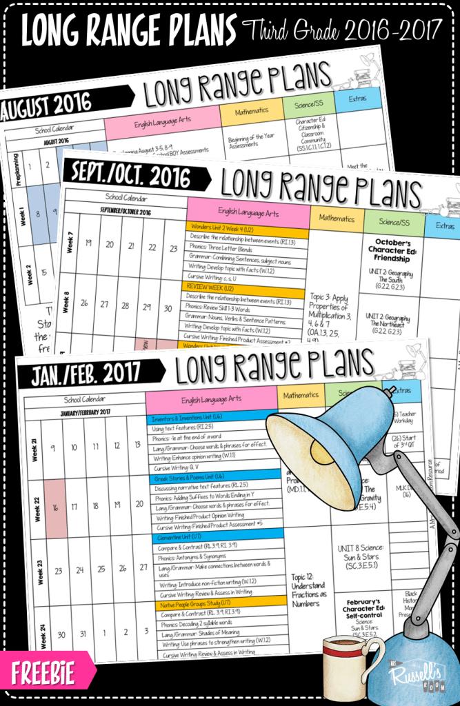 Long Range Plans