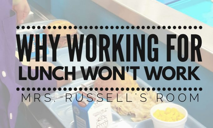Why Working for Lunch Won't Work