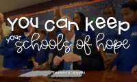 You Can Keep Your Schools of Hope
